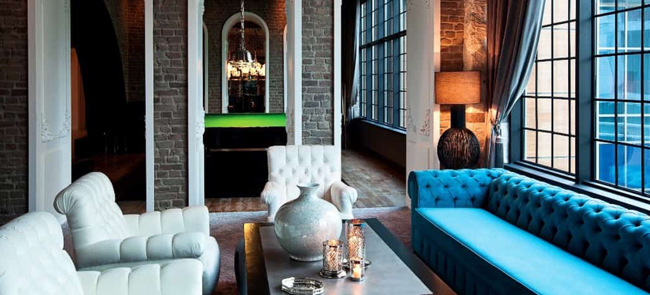 communal spaces become commonplace in hotels
