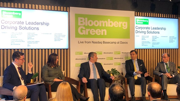 jll christian ulbrich bloomberg green davos 2020