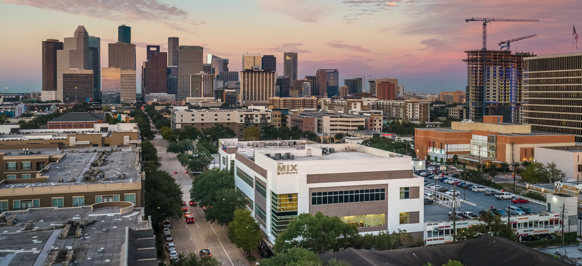 Jll Closes Sale Of The Mix Midtown In Houston