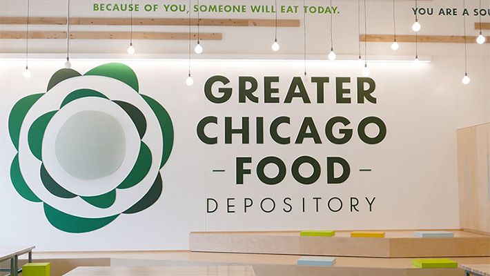 JLL helps transform the Greater Chicago Food Depository