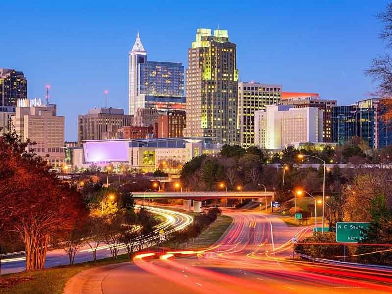 Raleigh, Wake County, North Carolina