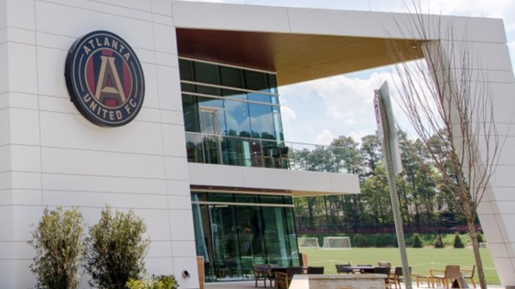 Atlanta United FC commercial building
