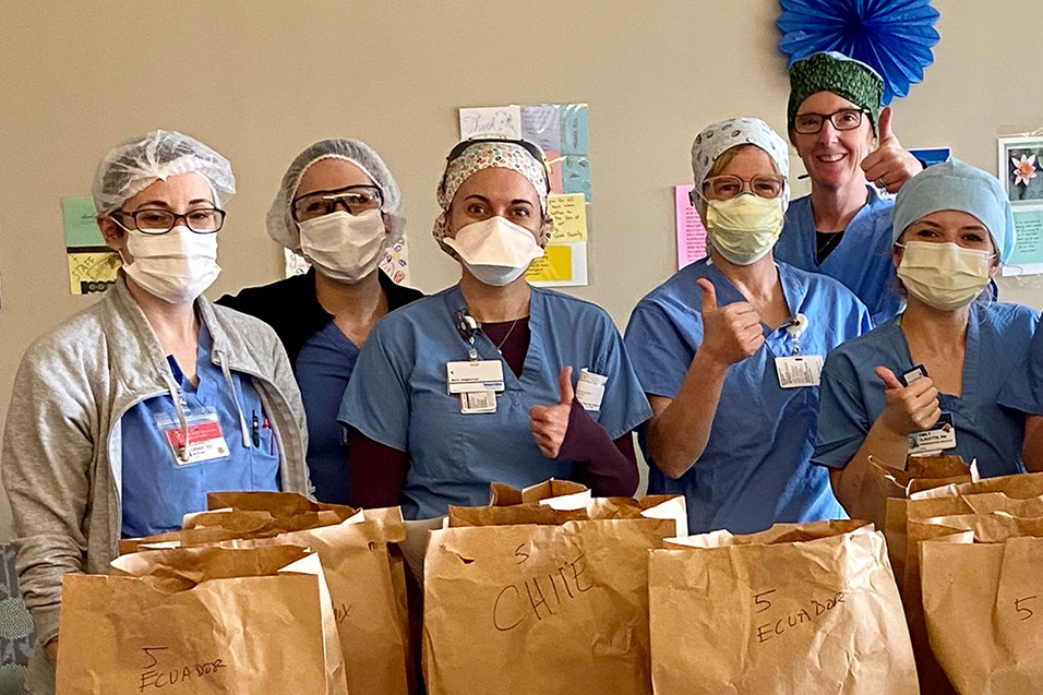 icu staff at beth israel deaconess medical center in boston massachusetts