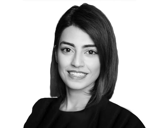 Mahnaz Sadri is the Manager, Projects, and National Women's Business Network Co-Lead